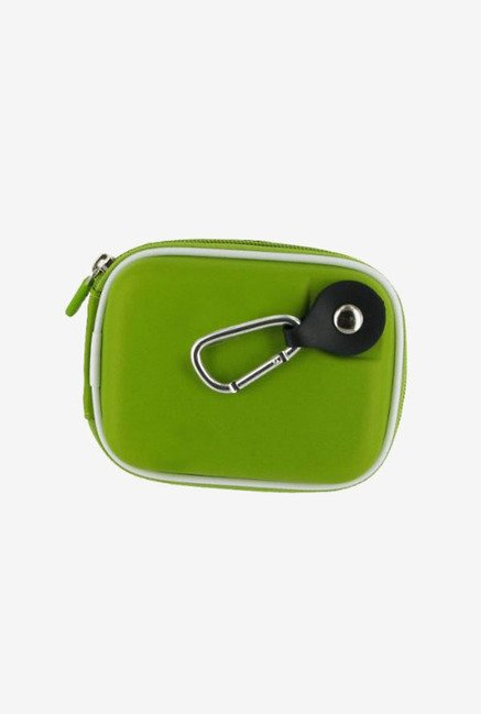 rooCASE Carrying Case for Nikon Coolpix P300 (Green)