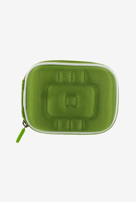 rooCASE Carrying Case for Pentax Optio WG-1 (Green)