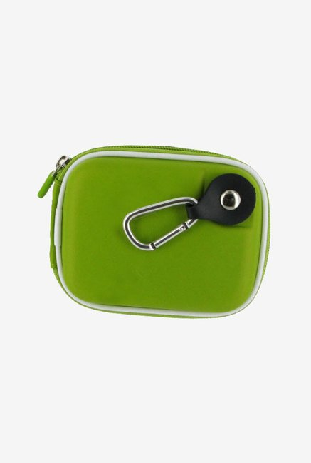 rooCASE Carrying Case for Sony Cybershot DSC-TX10 (Green)