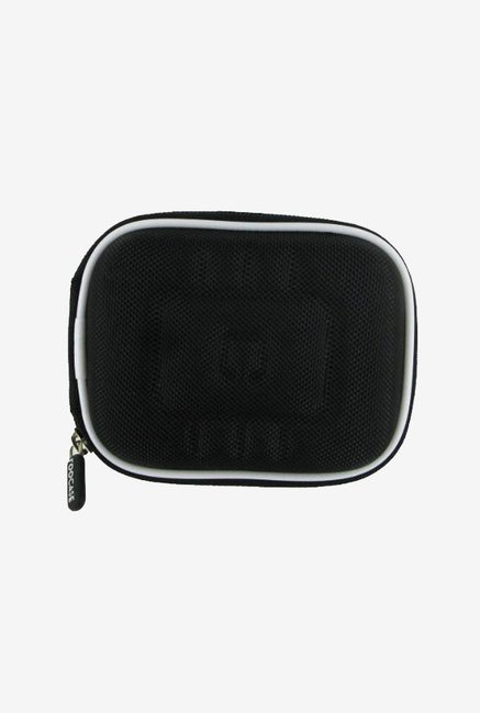 rooCASE Carrying Case For Samsung HZ30W (Black)
