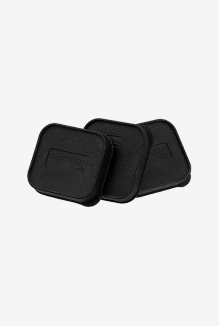 Fotodiox Gt -H3Case -Cap -X3 3X Housing Caps (Black)