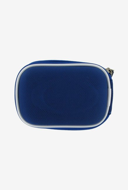 rooCASE Carrying Case For Olympus VG-120 Camera (Blue)