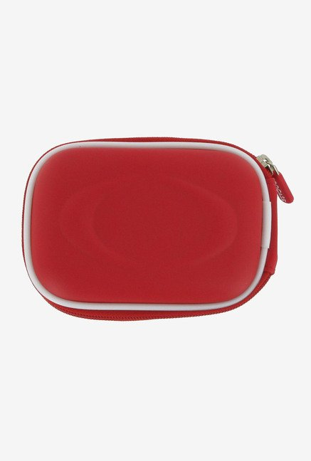 rooCASE Carrying Case For Canon PowerShot SD4000IS (Red)