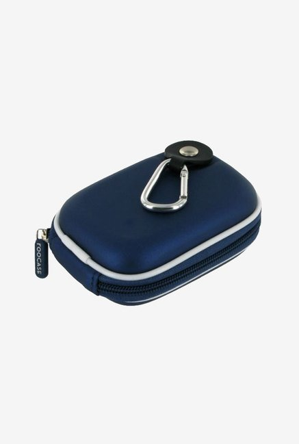 rooCASE Carrying Case For Panasonic Lumix DMC-ZR3 (Blue)