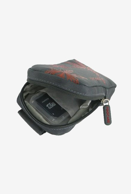rooCASE Camera Case for Canon ELPH 300 HS (Grey)