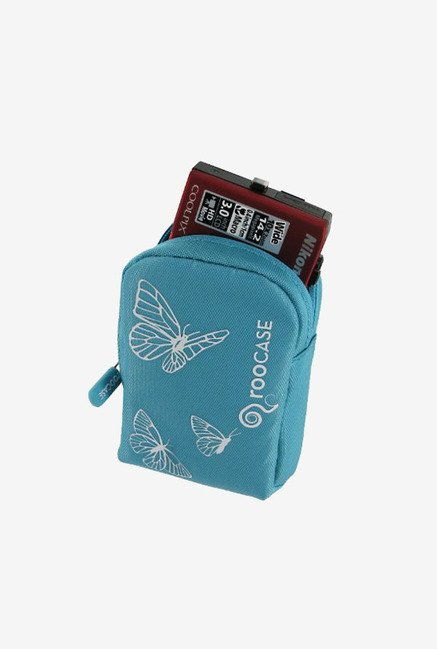 rooCASE Padded Camera Case for Canon PowerShot SX230 (Blue)