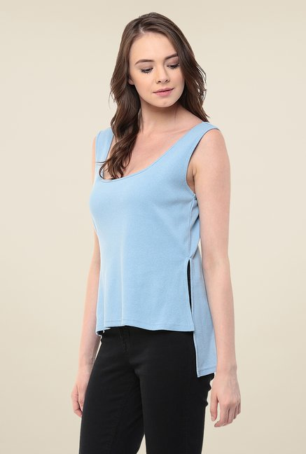 Yepme Blue Mindy Tank Top