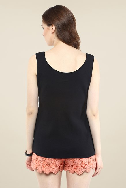Yepme Black Mindy Tank Top