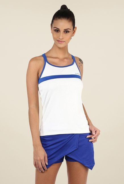 Yepme Laura Active Cami White T Shirt