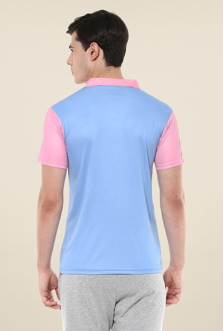 Yepme Pink Issac 75 Th Pro League Polo T-shirt