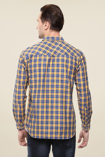Yepme Multicolor Convey Checks Shirt
