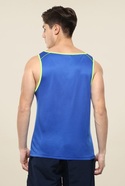 Yepme Royal Blue Galvin Muscle Vest