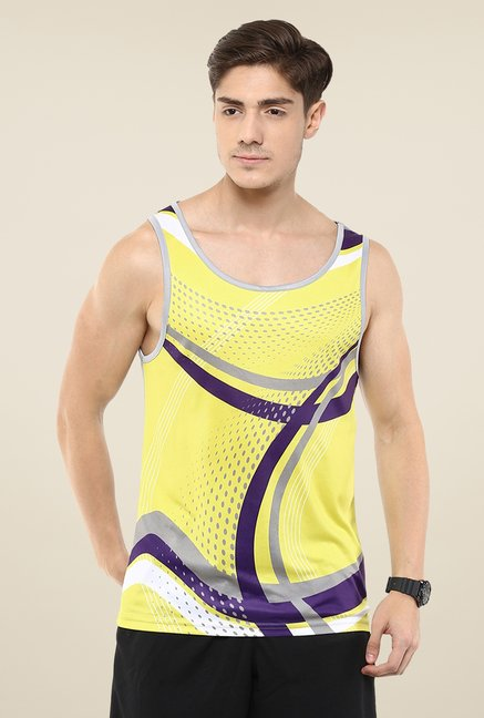 Yepme Yellow Arnold Muscle Vest