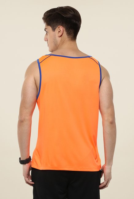 Yepme Orange Galvin Muscle Vest