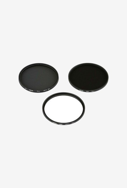 Hoya YKITDG055 Digital Filter Kit (Black)