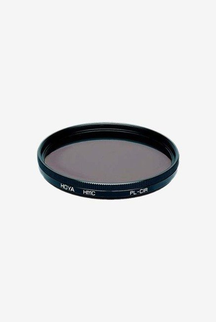 Hoya Hmc Circular Pl Glass Filter (Black)