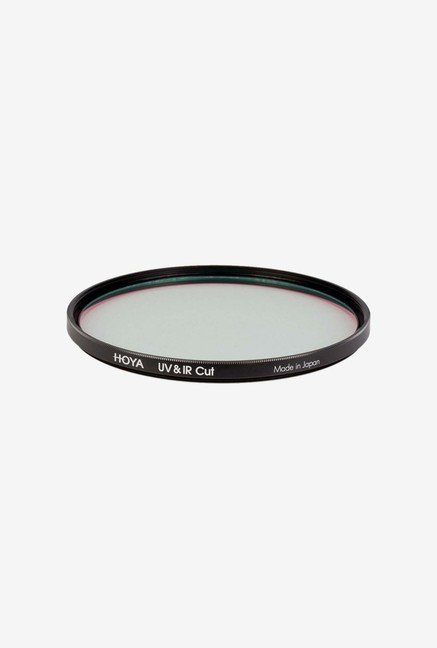 Hoya Hmc Uv-Ir Digital Slim Frame Glass Filter (Black)