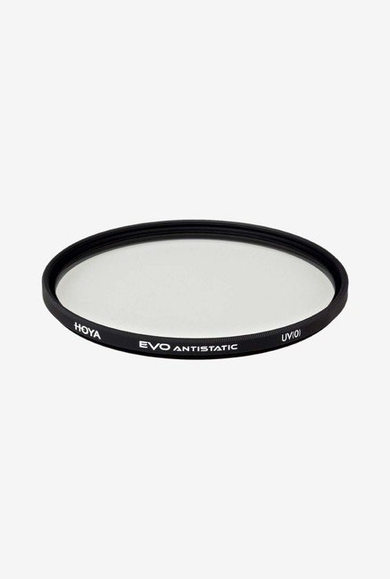 Hoya Evo Antistatic Uv(0) Filter (Black)