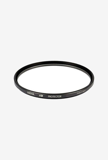 Hoya YHDPROT037 Hd High Definition Protective Filter (Black)