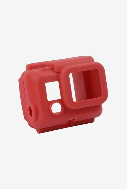 Neewer Dustproof Cover Case for Gopro Hero 3 Camera (Red)