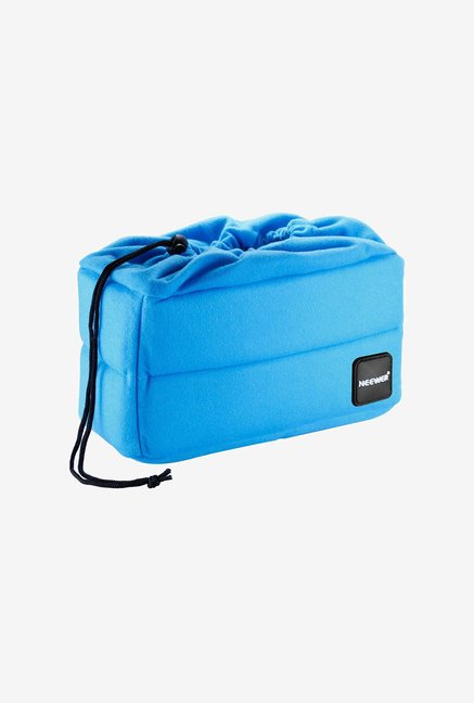 Neewer Shockproof Camera Insert Padded Partition Bag (Blue)