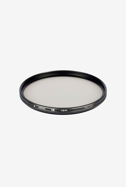 Hoya YHDPOLC037 Multi Coated Polarizer Filter (Black)