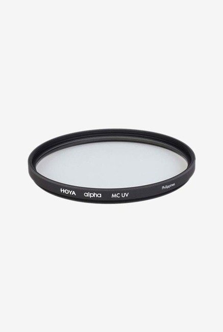 Hoya CALP49UV Alpha Mc Uv Filter (Black)