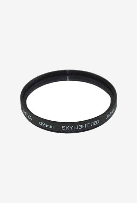 Hoya 649 Multi Coated Ultra Thin Glass Filter (Black)