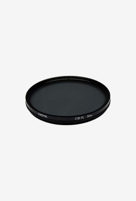 Hoya Circular Polarizing Glass Filter (Black)