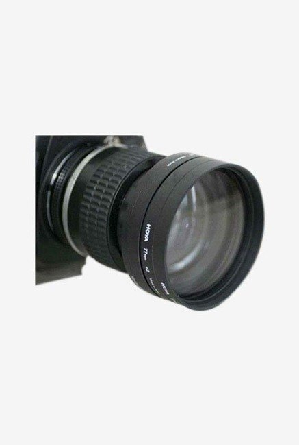Hoya 499 Close Up Filter Set +1+2 +4 Close-Up Set (Black)