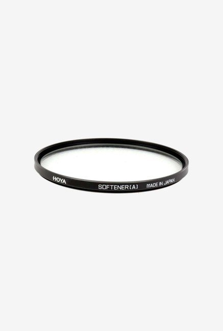 Hoya Softener A Lens Filter (Black)