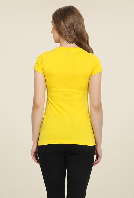 Duke Stardust Yellow Solid Top