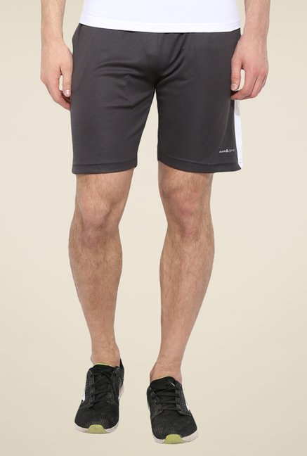 Duke Stardust Charcoal Solid Shorts