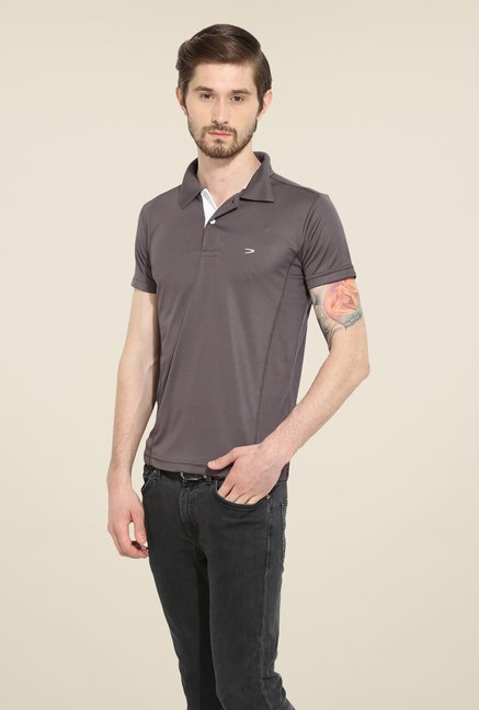 Duke Stardust Charcoal Solid T-shirt