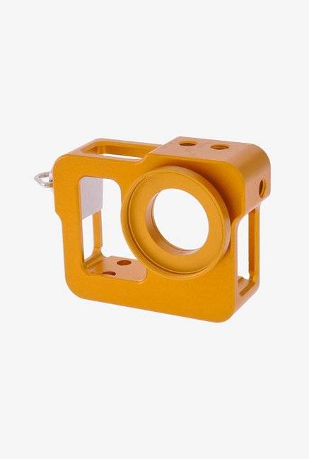 Neewer Case Border Shell With 37mm Lens Cap (Yellow)