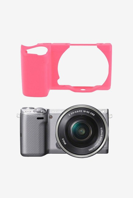 Neewer Plastic Protective Camera Frame Shell Case (Pink)