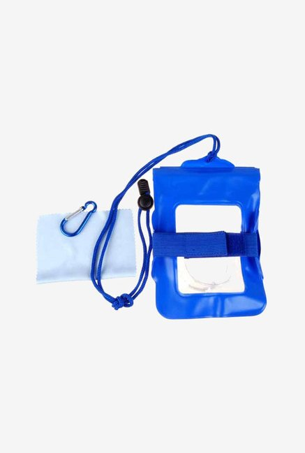 Neewer Waterproof PVC Bag With Lens Cover (Blue)