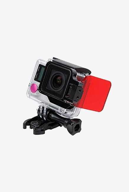Neewer Waterproof Filter Lens Protective Cover (Red/Black)