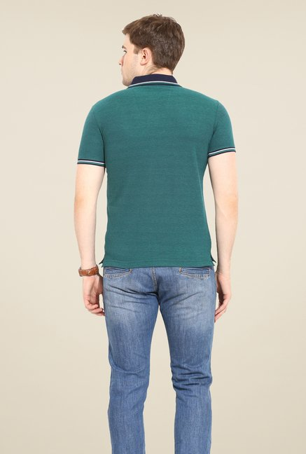 Duke Stardust Teal Solid T-shirt