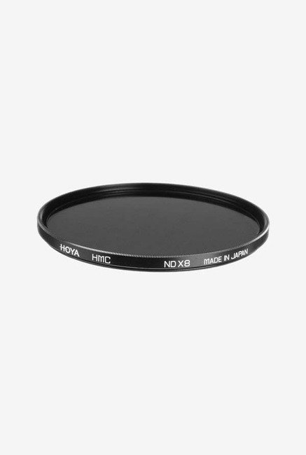 Hoya 72mm Neutral Density (Nd8X) 0.9 Filter (Black)