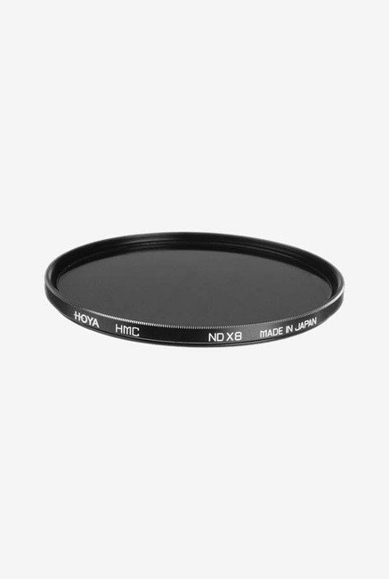 Hoya 77mm Hmc Nd8 Multi-Coated Neutral Filter (Black)