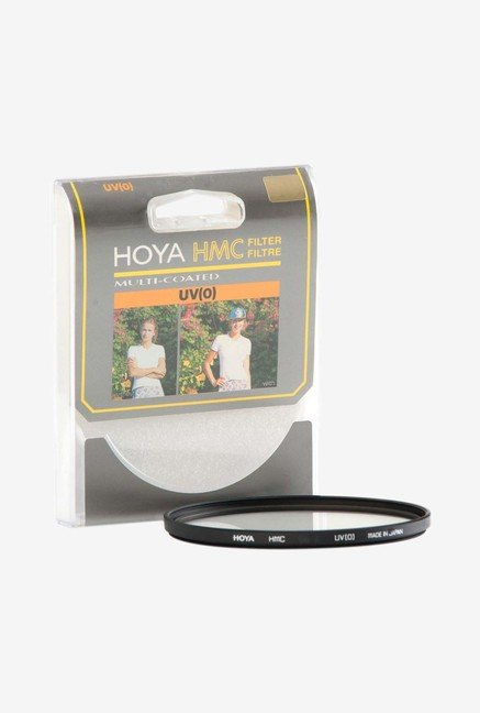 Hoya 55mm Hmc Haze UV Filter (Black)
