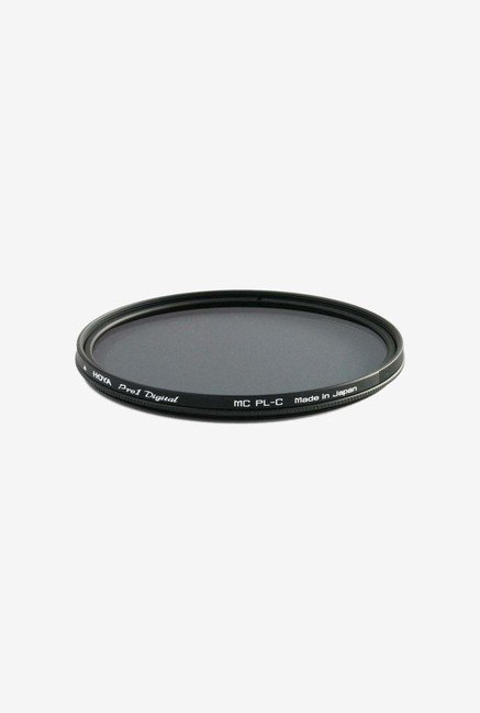 Hoya 1742 Digital Pro1 Circular Polarizer Filter (Black)