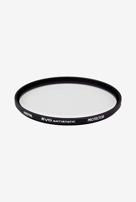 Hoya 46mm Evo Antistatic Protector Filter (Black)