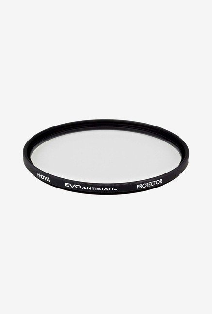 Hoya 49mm Evo Antistatic Protector Filter (Black)