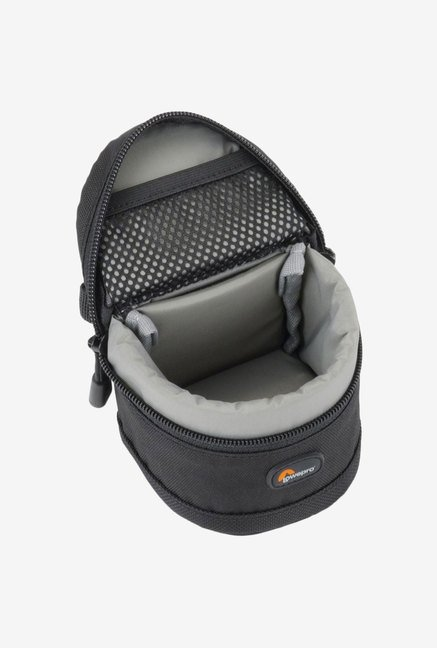 LowePro 8 X 6 cm Lens Case (Black)