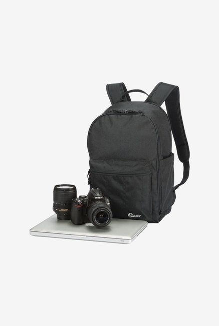 LowePro Passport Compact DSLR Camera Backpack (Black)