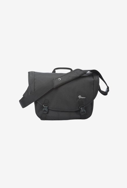 LowePro Passport Messenger Camera Shoulder Bag (Black)