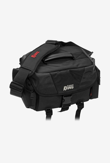 Canon SLR Gadget Bag for Canon Rebel Cameras (Black)
