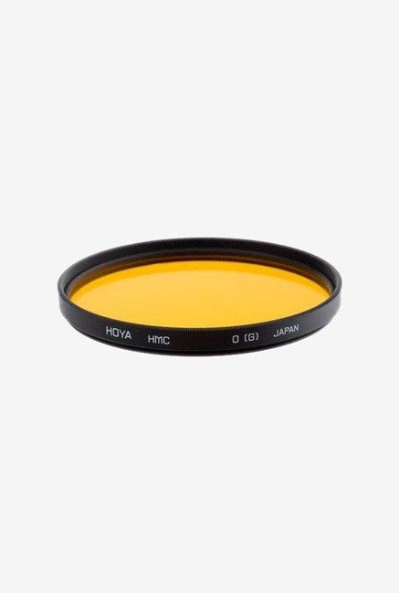Hoya 72mm G Orange Hmc Lens Filter (Black)